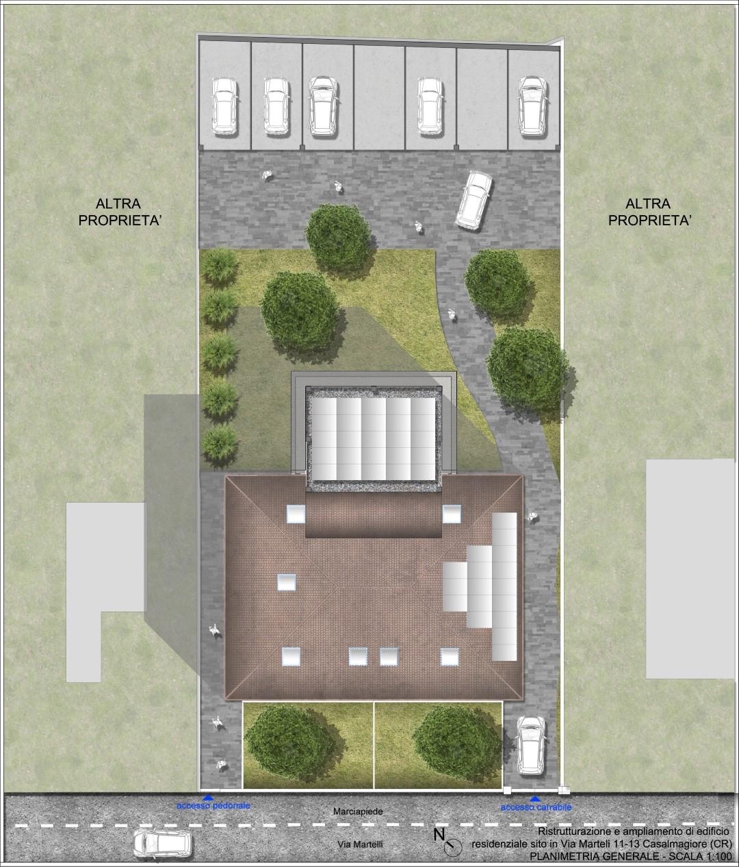 Palazzina New Liberty - Casalmaggiore (CR) - APPARTAMENTI IN VENDITA