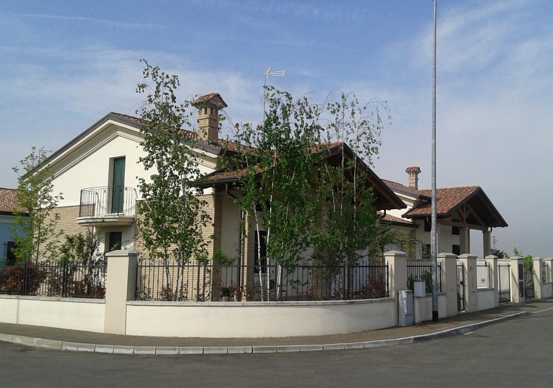 Villa bifamiliare - Martignana di Po (CR)