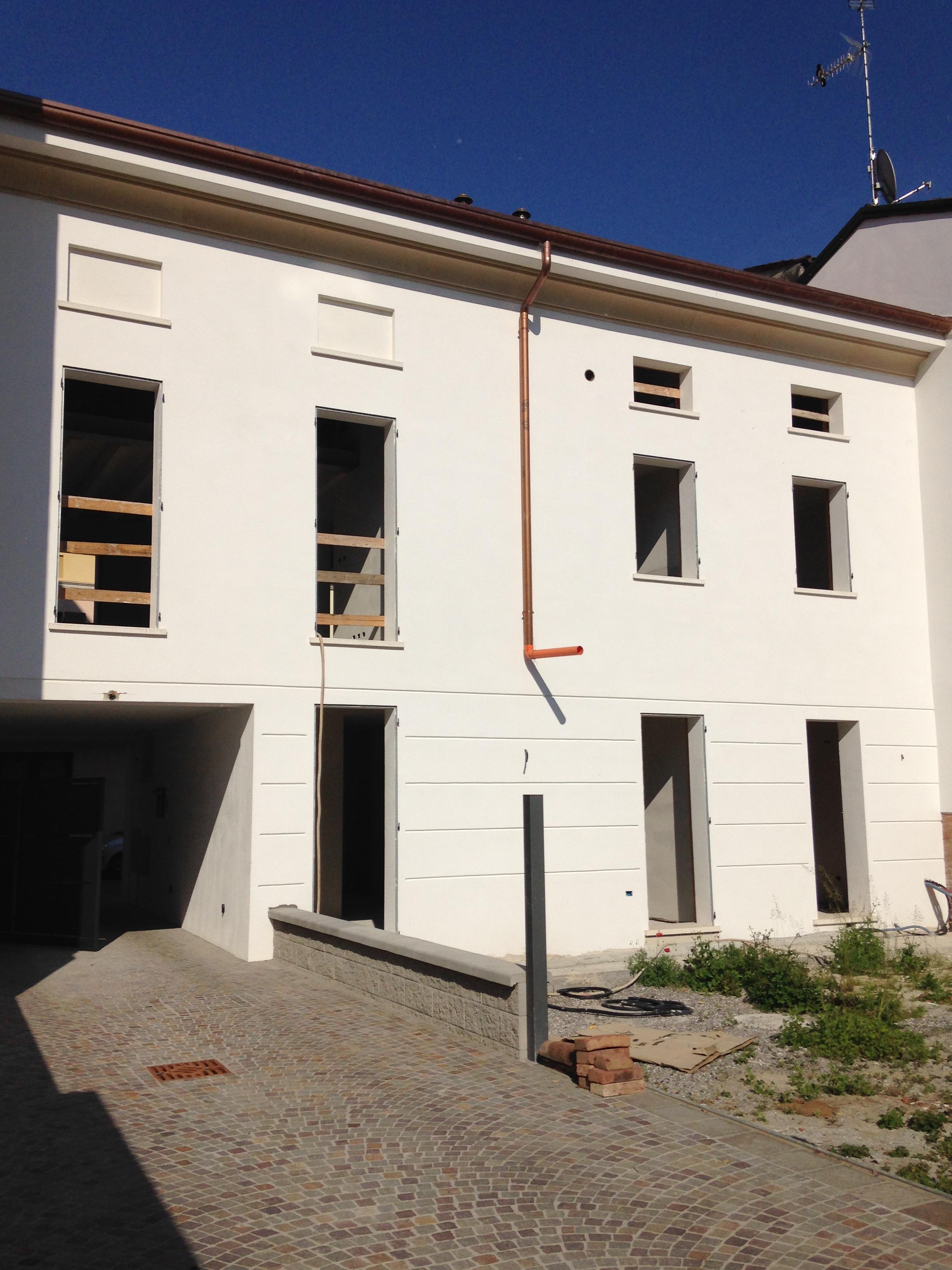 Edificio residenziale in via Azzo Porzio - Casalmaggiore (CR)