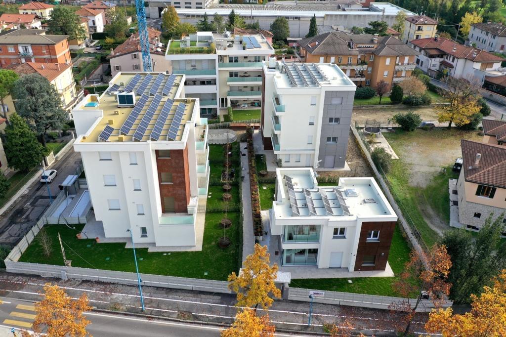 Complesso residenziale Tirandi - Brescia