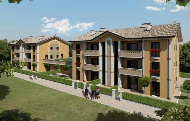 Condominio Podere Dosso - Castelverde (CR)