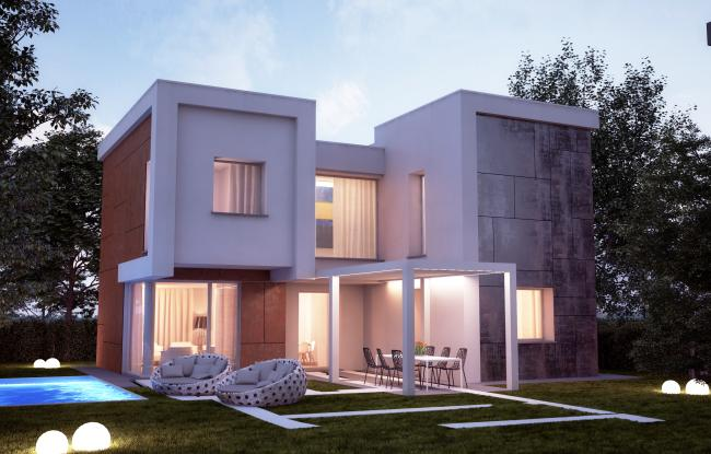 Villa Tirandi - Brescia